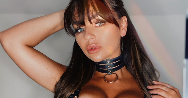 emilie-rae topless shoot