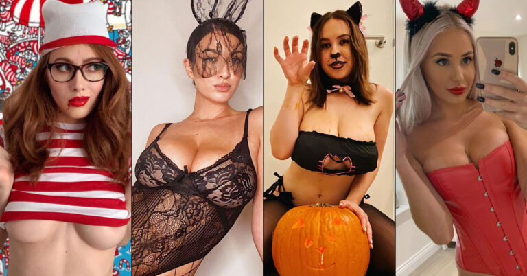 halloween hotties 2020