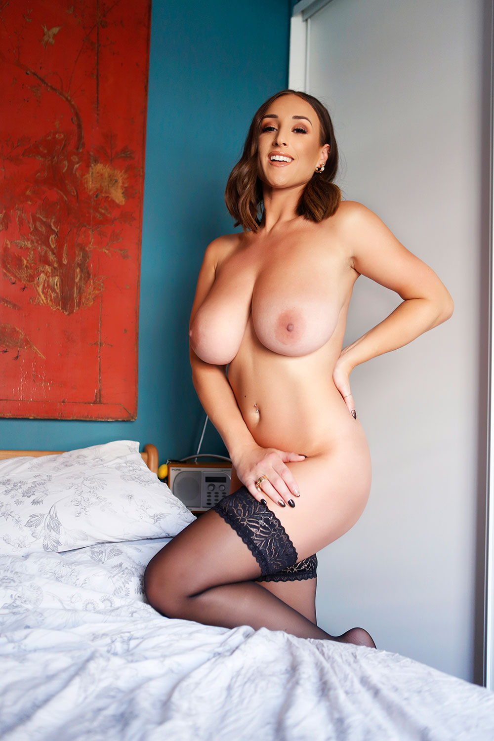 stacey poole topless 2021 calendar